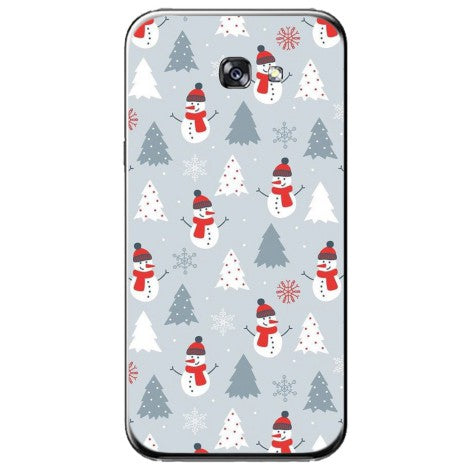 Husa X mas pattern Samsung Galaxy A7 2016-Guardo.shop-Guardo.shop
