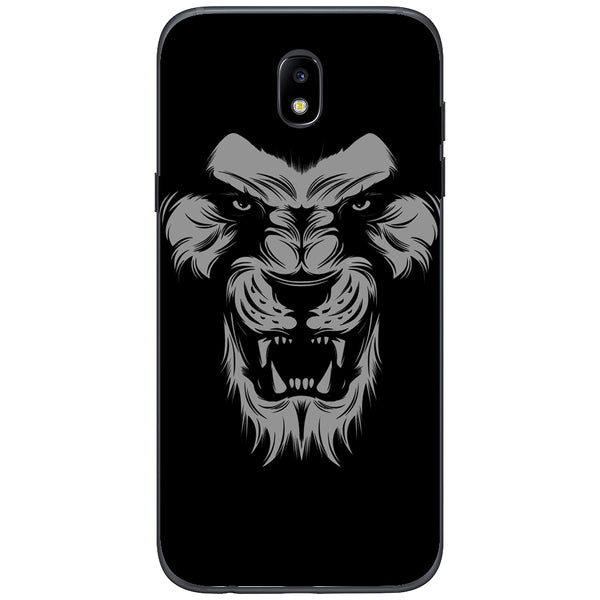Husa angry_tiger Samsung Galaxy J7 2017-Guardo.shop