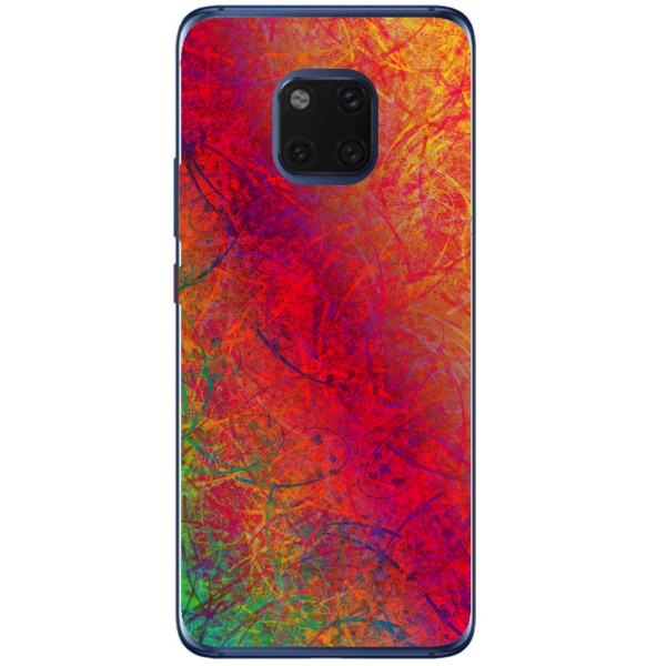 Husa Background spotted variegated Huawei Mate 20 Pro