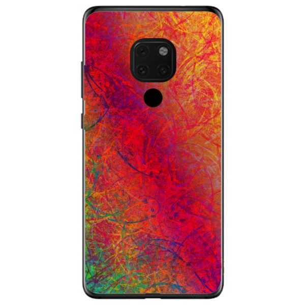 Husa Background spotted variegated Huawei Mate 20