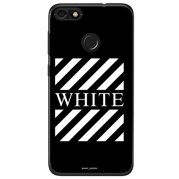 Husa Blach White Stripes Huawei P9 Lite mini