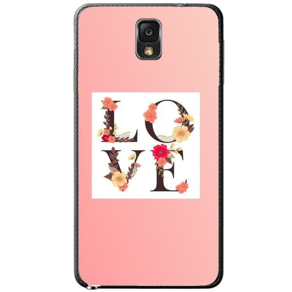 Husa Pink LOVE Samsung Galaxy Note 3