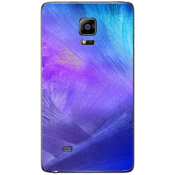 Husa Vivid Blue Samsung Galaxy Note 4 EDGE