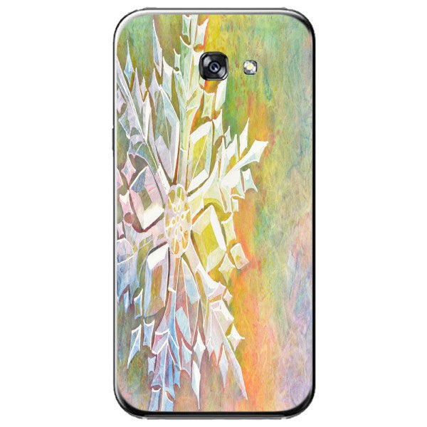 Husa Watercolor Snowflake Samsung Galaxy A7 2016