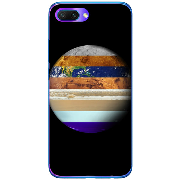 Husa Weird Earth Huawei Honor 10