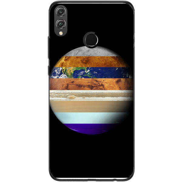Husa Weird Earth Huawei Honor 8x