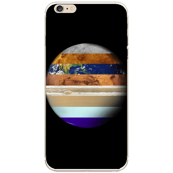 Husa Weird Earth Iphone 6 Plus