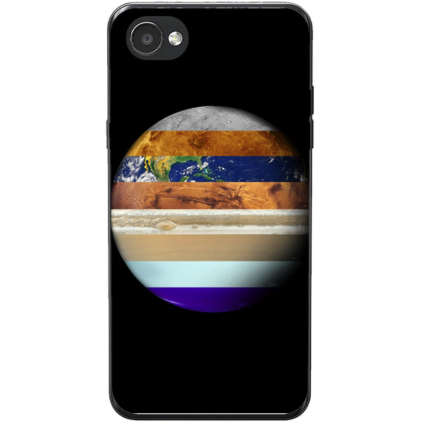 Husa Weird Earth LG Q6