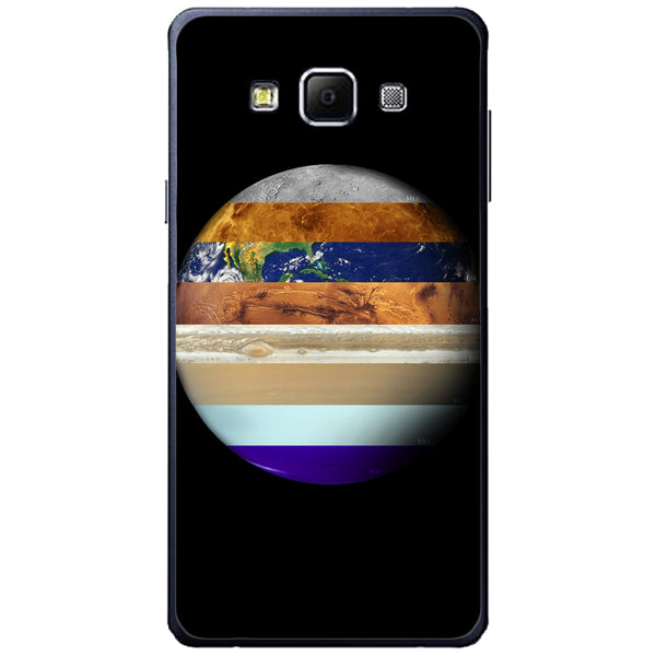 Husa Weird Earth Samsung Galaxy A7