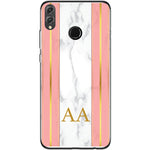 Husa Whine and Pink Marble AA Huawei Honor 8x