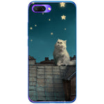 Husa White Persian Cat Huawei Honor 10