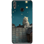 Husa White Persian Cat Huawei Honor 8x