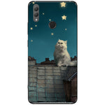 Husa White Persian Cat Huawei Note 10