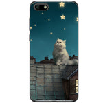 Husa White Persian Cat Huawei Y5 2018