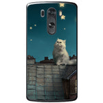 Husa White Persian Cat LG G3