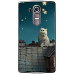 Husa White Persian Cat LG G4