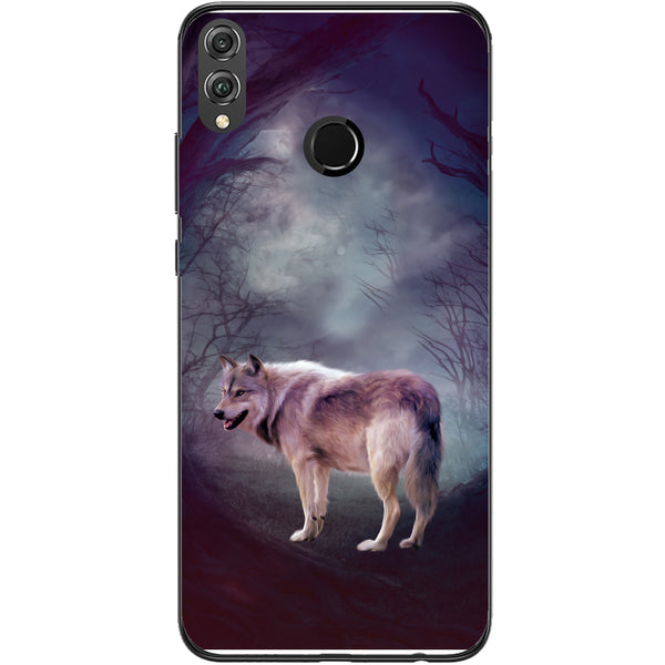 Husa Wolf art forest Huawei Honor 8x