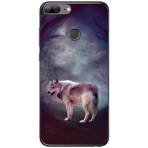Husa Wolf art forest Huawei Honor 9 Lite