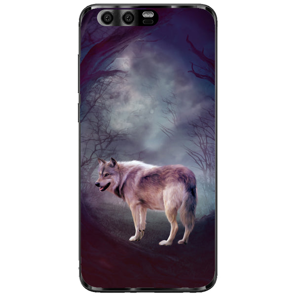 Husa Wolf art forest Huawei Honor 9