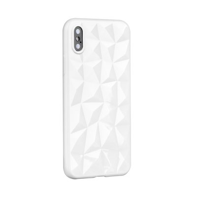 HUSA FORCELL PRISM HUAWEI HONOR 7C / Y7 PRIME 2018 / Y7 2018, WHITE