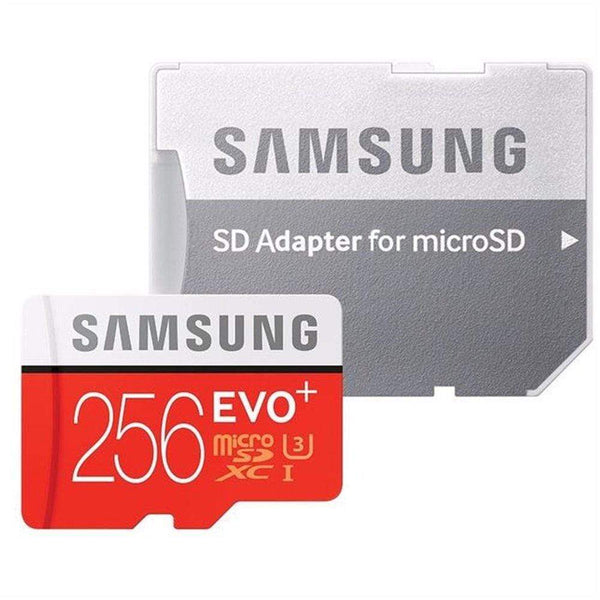 Card microSD Samsung MicroSDHC EVO Plus  256 GB cu adaptor SD Class 10 MB-MC256GA/EU Guardo.shop