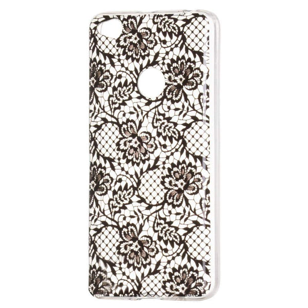 Husa Art Case Gel Tpu Cover Cu Pattern Printat Xiaomi Redmi 4X Transparent Guardo