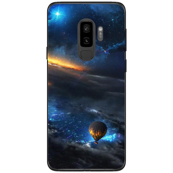 Husa Balloon aerostat space Samsung Galaxy S9 Plus Guardo.shop