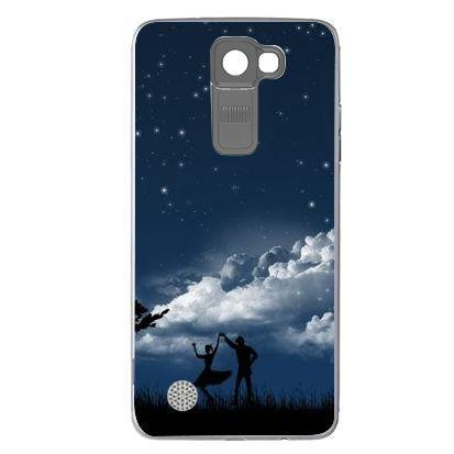 Husă Couple Dance Sky Night LG K8 Guardo.shop