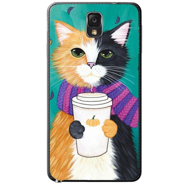 Husă Cozy Cat SAMSUNG Galaxy Note 3 Guardo.shop