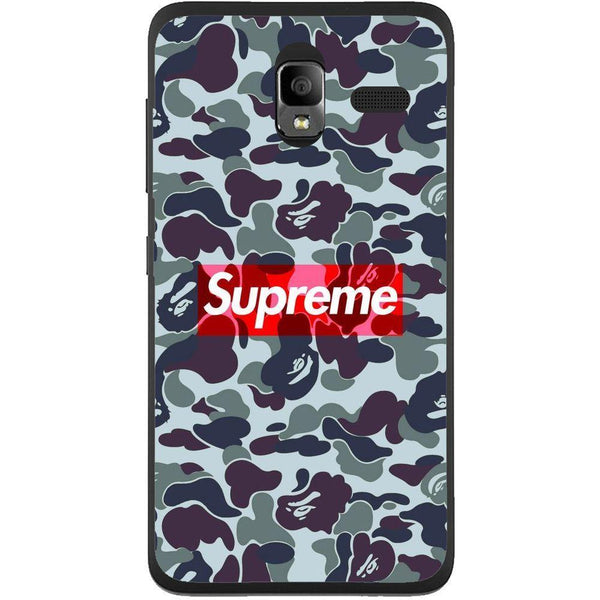 Husă Dark Supreme Camo Lenovo A850 Guardo.shop