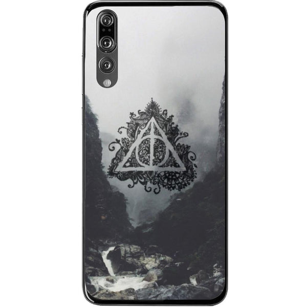 Husa Deathly hallows Huawei P20 PRO Guardo.shop