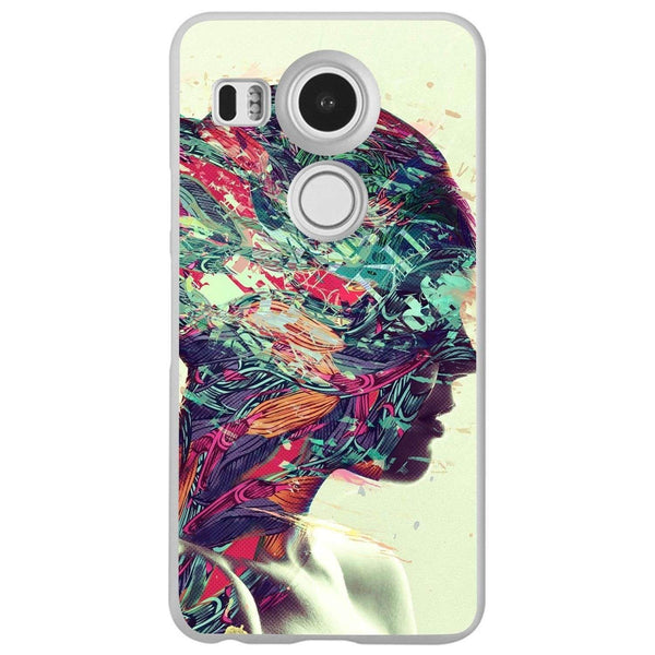 Husă Digital Woman Art LG Nexus 5x-Guardo.shop-Guardo.shop