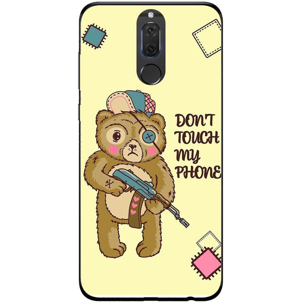 Husa Donut touch my phone Huawei Mate 10 Lite Guardo.shop
