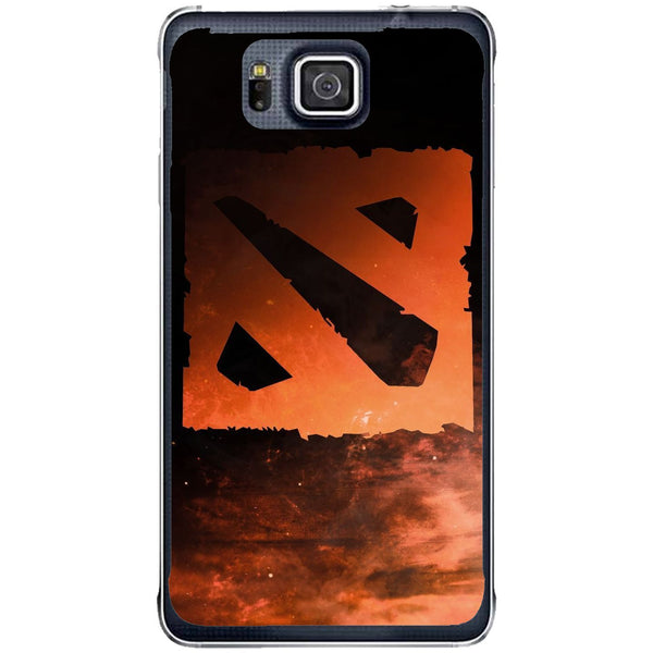 Husă Dota Shadow Samsung Galaxy Alpha G850 Guardo.shop