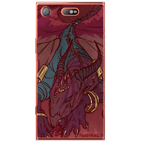 Husă Dragon Art Sony Xperia Xz1 Compact Guardo.shop