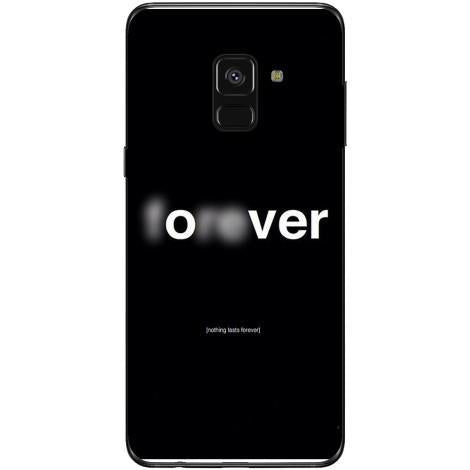 Husa Forever and over Samsung Galaxy A8 2018 Guardo.shop