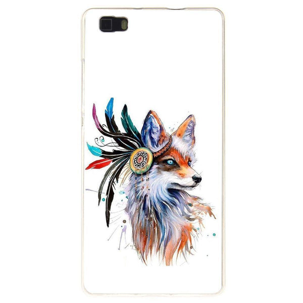 Husă Fox Art HUAWEI P8 Lite Guardo.shop