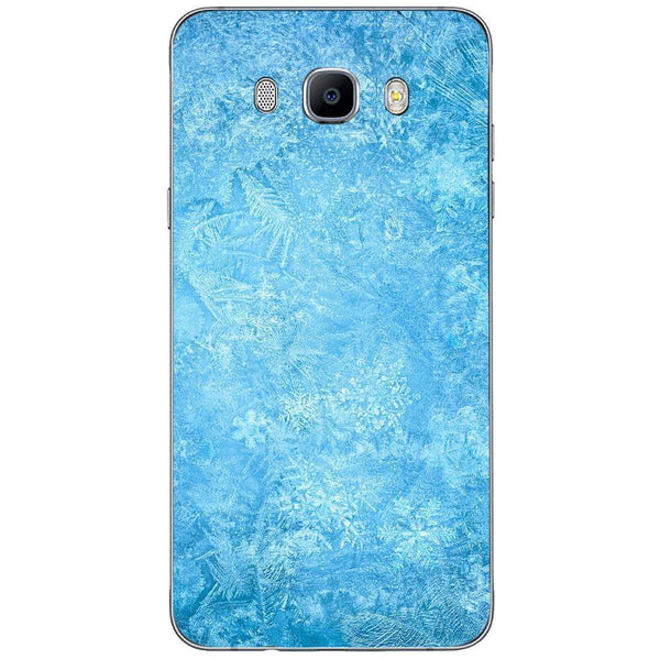 Husă Frozen Ice Snowflake SAMSUNG Galaxy J7 2016 Guardo.shop