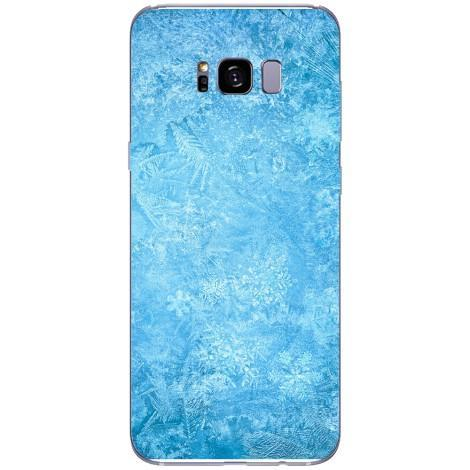 Husa Frozen ice snowflake Samsung Galaxy S8 Plus Guardo.shop