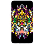 Husă Funky Pyramid Design SAMSUNG Galaxy J7 2016 Guardo.shop
