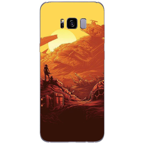 Husă Galactic Junkyard SAMSUNG Galaxy S8 Plus Guardo.shop
