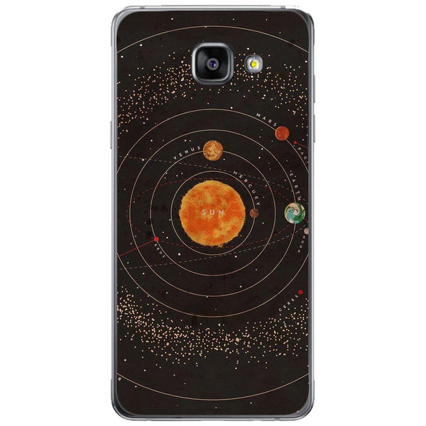 Husă Galaxy Map SAMSUNG Galaxy A5 2016 Guardo.shop