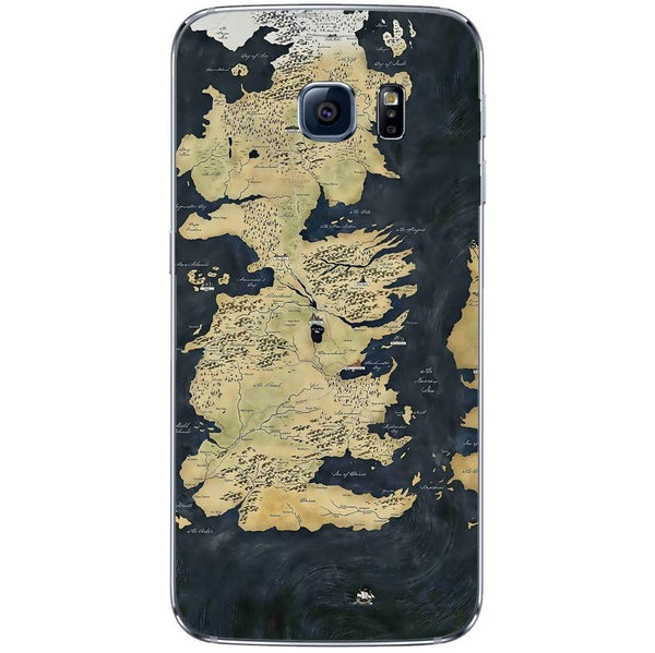 Husă Game Of Thrones Map SAMSUNG Galaxy S8 Guardo.shop
