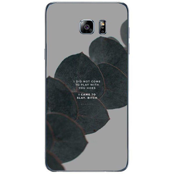 Husă Gangsta Quote SAMSUNG Galaxy Note 5 Guardo.shop