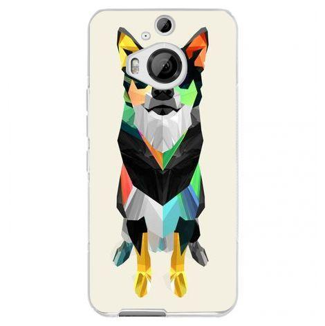Husă Gemoetric Dog HTC One M9 Plus Guardo.shop