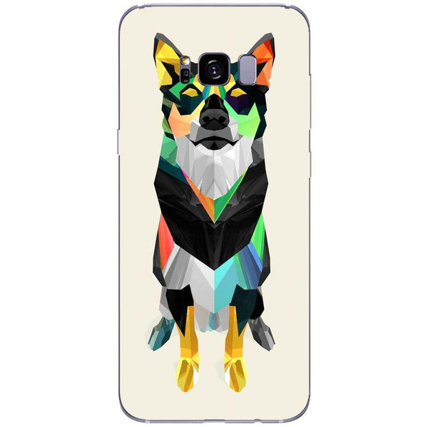 Husă Gemoetric Dog SAMSUNG Galaxy S8 Plus Guardo.shop