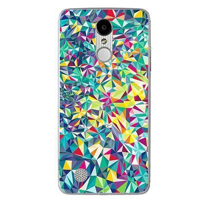 Husă Geometric Multicolor LG K4 2017 Guardo.shop