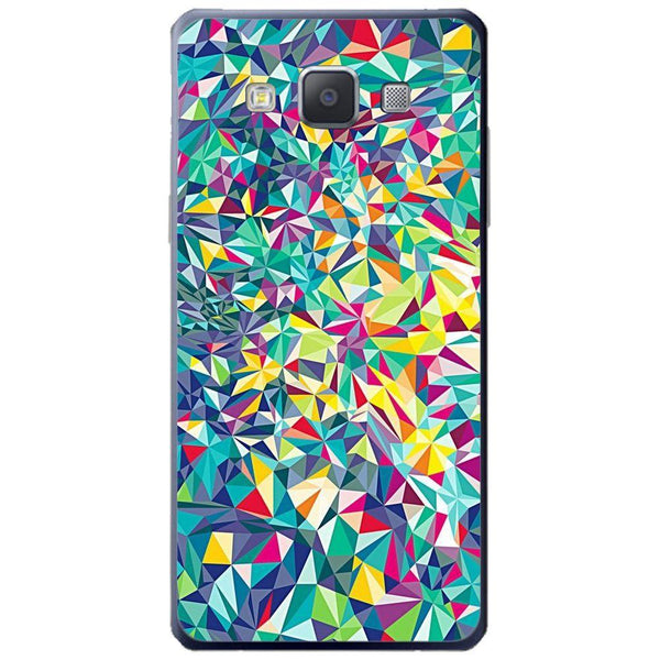 Husă Geometric Multicolor SAMSUNG Galaxy A5 Guardo.shop