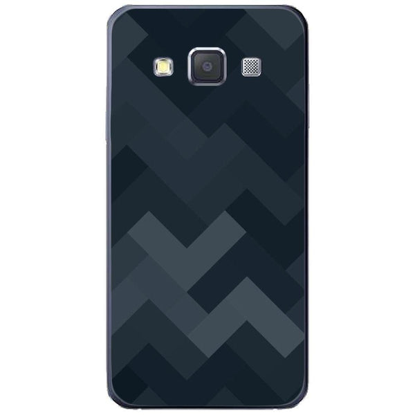 Husă Geometric Shapes Dark SAMSUNG Galaxy A3 Guardo.shop