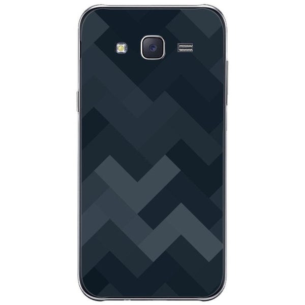 Husă Geometric Shapes Dark SAMSUNG Galaxy J5 2016 Guardo.shop